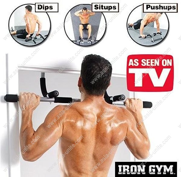 Iron gym AS seen on tv