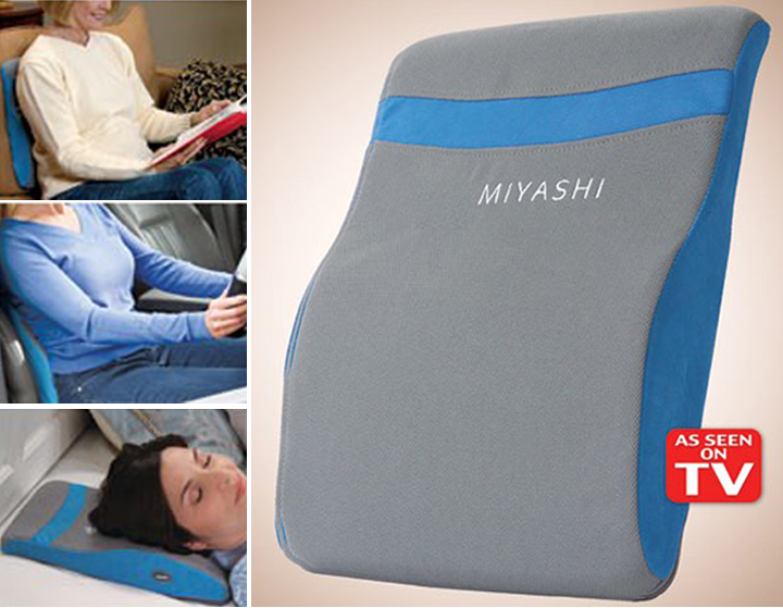 Miyashi Massaging Pillow