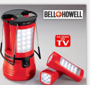 SUPERTORCH 70 LED LANTERN WITH 2 FLASHLIGHT