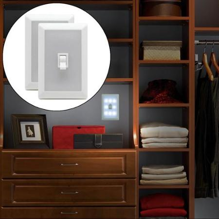 Light Switch night light 8 led
